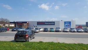 Supermarket Tesco2