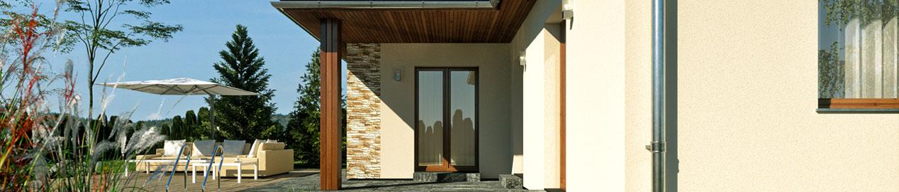Výstavba rodinných domů ve vysokém standardu